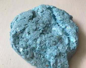 Shattered Ice (Blue Glitterful Slime)