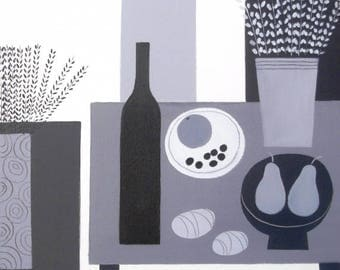 Still Life with Pebbles 2