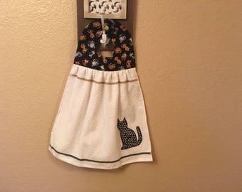 Cat Hand Towel