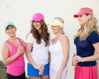 Womens Visor,Monogrammed Visor,Personalized Visor,Ladies Visor,Sports Visor