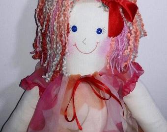 Magui Doll Handmade Craft