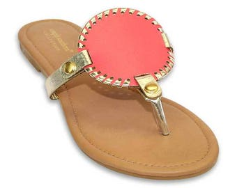 Simply Southern Pink Reversible Sandal
