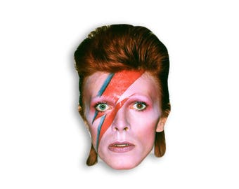 Ziggy Stardust Magnet - David Bowie Gifts - Ziggy Gifts - Ziggy Magnet