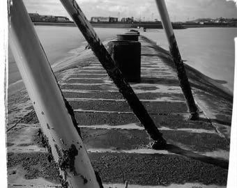 Alternative seaside view