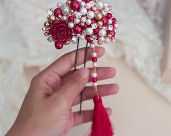 Shania Hair Pin