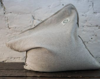 Hemp Pillow Organic,Hypoallergenic Bed Pillow ,Toddler,Eco pillow,Eco friendly