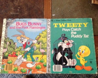 Looney tunes little golden books