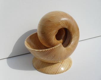 """Wooden shell """"Nautilus 2GS"""""""