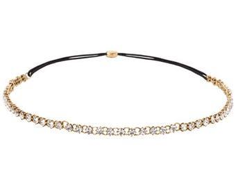 Crystal Stretch Headband