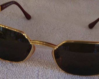 New CHARME Mod 7524 Col 100 / Vintage Sunglasses / New Old Stock / Rare