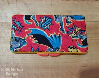 Batman Baby wipe case