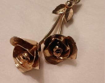 Rose Pin by Cora