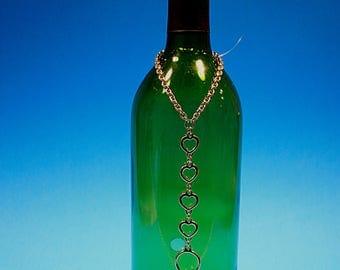 Hanging Hearts bottle burner
