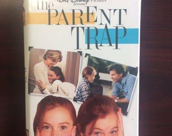 VHS-Disney's The Parent Trap