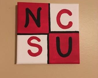 NCSU Block Painting
