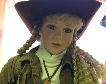 A  Vintage Doll from Primark Imperial