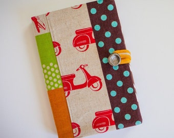 SALE scooters covered journal