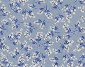 Cotton + Steel S.S. Bluebird - bouquet - blue - 50cm