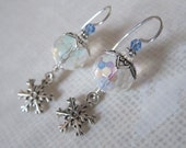 The First Snowflakes Earrings