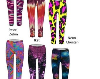 bulk 101 pairs of leggings