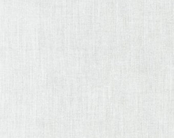 Robert Kaufman FABRIC - Cotton Voile Supreme Wide - White