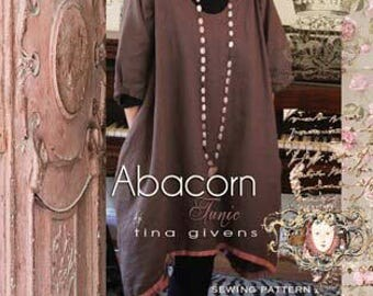 Tina Givens PATTERN - Abacorn Tunic