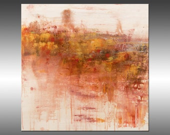 Lithoshere 170 -Art Painting Original Abstract Modern Art Painting, Acrylic Canvas Wall Art, Contemporary Art, Texture, Industrial