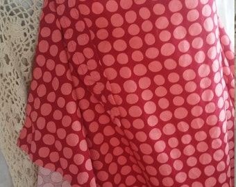 Breastfeeding Cover Up Nursing Cape with pocket by Ginger Snappz - Love Sunspots Wine