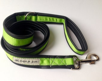 Leaf Green Leash