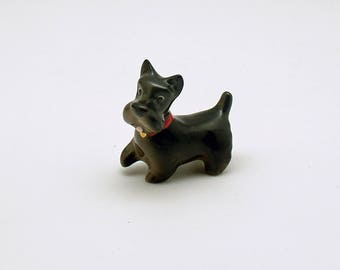 Vintage Scottish Terrier Scottie Figurine