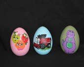 Custom Eggs for Sandra Guy