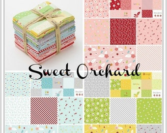 ON SALE Sweet Orchard Complete Fat Quarter Bundle