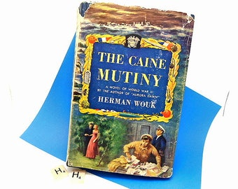 The Caine Mutiny by Herman Wouk  WM107