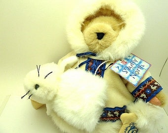Muffy Of The North 1994 Limited Edition Collectible Bear By North American Bear Co.