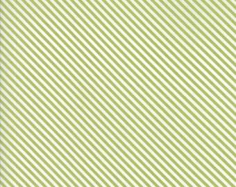 Olives Flower Market (5037 15) Green Skinny Bias by Lella Boutique