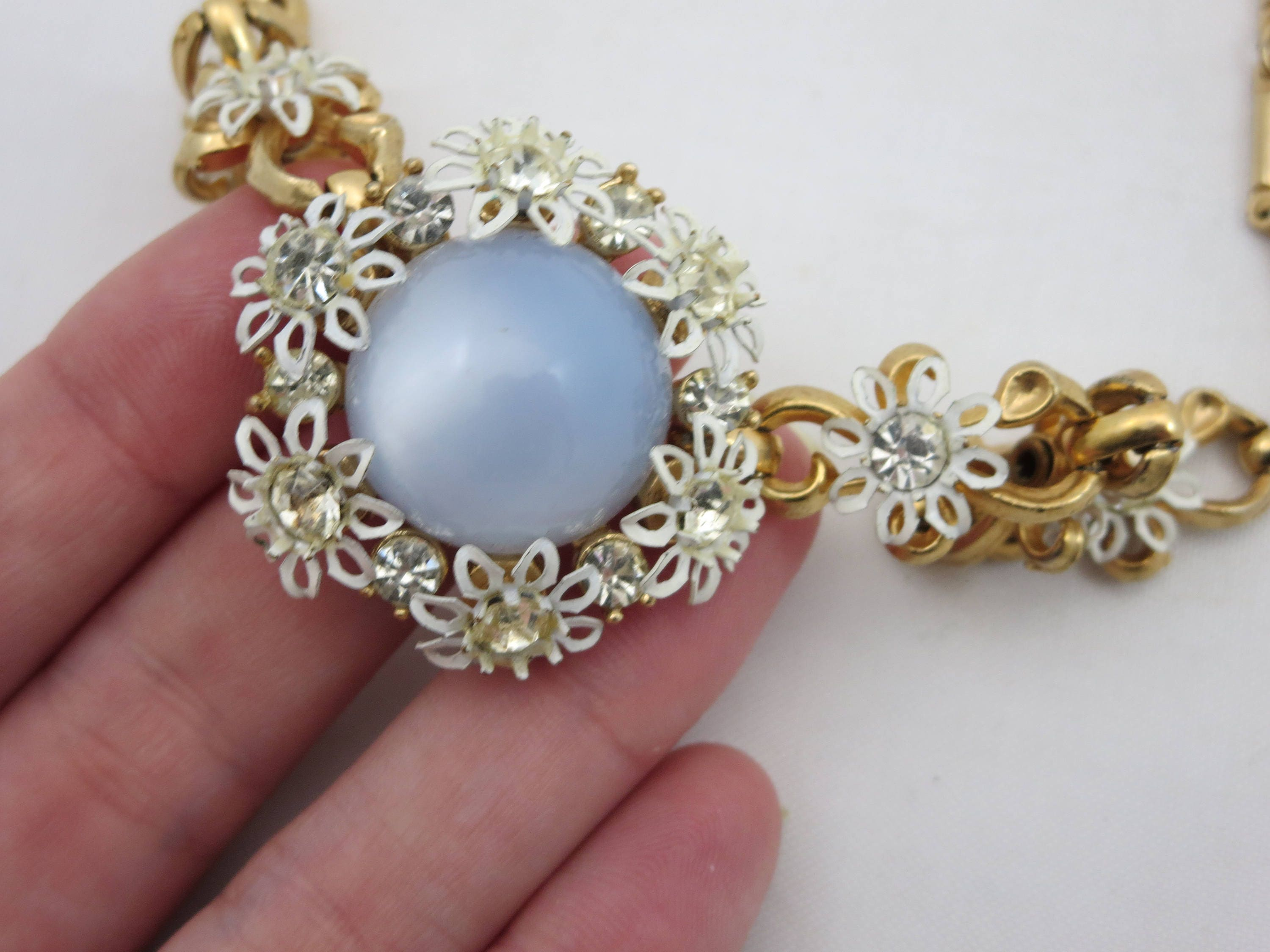 costume jewelry restoration category part project antiques page zoomdetails pendant