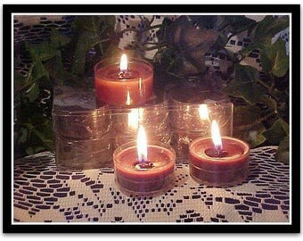 Tealight Candles - 1 Dozen