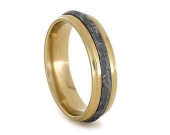 Gibeon Meteorite Ring Canada