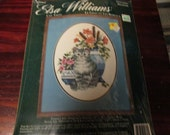 Elsa Williams Crewel Embroidery Kit Cat Tales 00462 Complete and Ready to Stitch