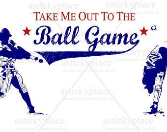 Baseball, Sports,Baseball Players,Ball Game, Cut Files, Digital Cutting File, Svg, Eps, Png, JPEG, Print File