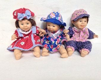Vintage Gi-Go Dolls