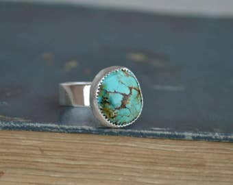 Evans Turquoise Ring