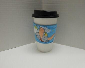 Reusable Drink Wrap Disney Dumbo