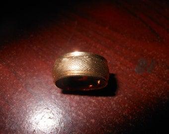 Vintage Joseph Esposito Ladies Ring 10 KT Gold Filled Size 4