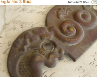 ON SALE Beautiful Antique Salvaged French Hardware