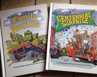 Instant Collection of John Deere Children's Books by Ertl