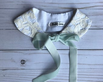 Lace Peter Pan Collar for Little Girls