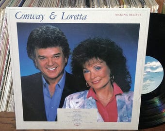 Conway Twitty Classic Conway Vintage Vinyl Record