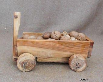 Mountain Cedar Display Cart