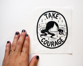 Patch - Take Courage
